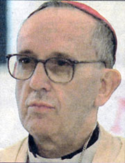 Cardinal Bergoglio