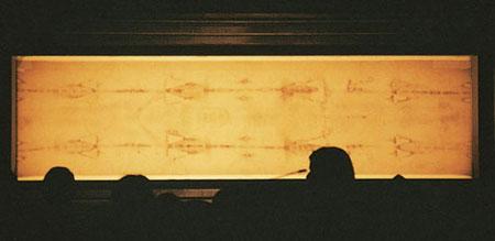 Exposition du Saint Suaire de Turin