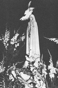 Le miracle des colombes de Notre-Dame de Fatima