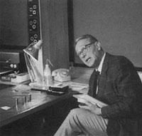 Willy Wölfli, directeur du laboratoire de Zurich.